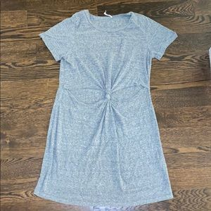 URBAN OUTFITTER OPEN TIE MINI DRESS
